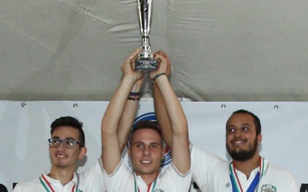 Finali Campionati Italiani Giovani 2017. Nelle pistole Candela come un vero tornado