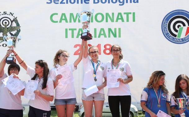 Finali Campionati Italiani 2018. Grandi affermazioni e risvolto storico per il TSN Candela