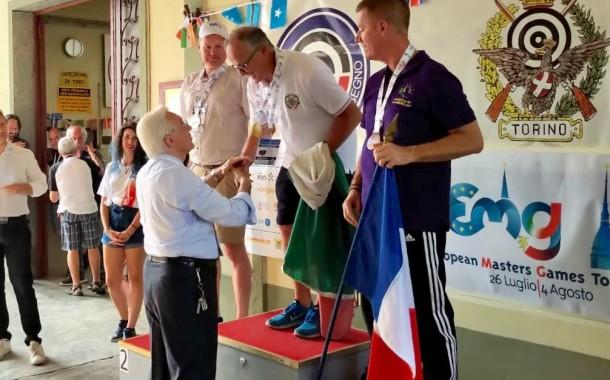 European Master Game di Torino 2019. Oro per Boccalari nella CLT