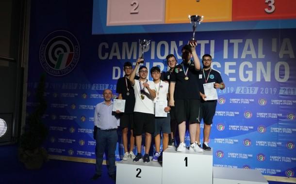 Finali dei Campionati Italiani 2019. Positivo il bilancio del Team Candela.