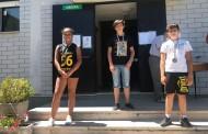 1^ gara di Target Sprint. A Candela riparte l'attività agonistica del tiro a segno