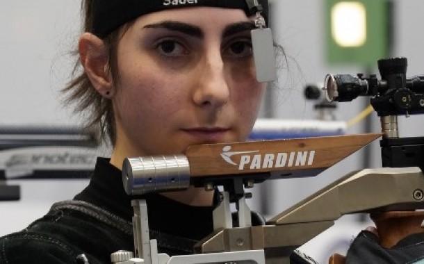 Finali dei Campionati Italiani Giovani 2020 di Tiro a Segno. Candela si cinge di allori.