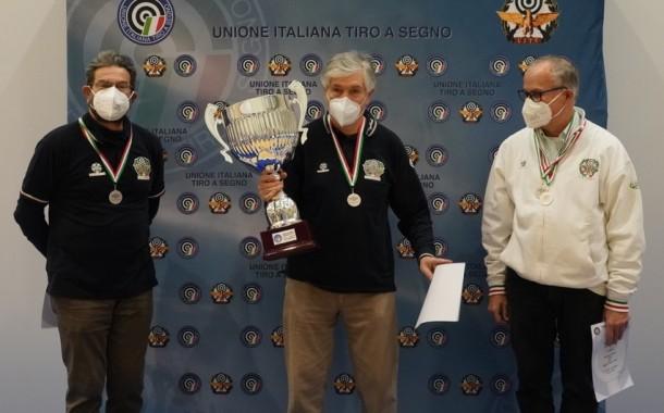 Campionato Italiano delle Società 2020. Candela fa tris.