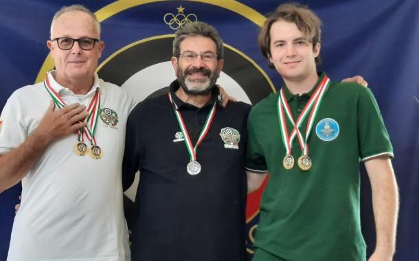 Finali Campionati Italiani 2021 specialità ai mt. 300. Il TSN Candela sbanca Tolmezzo