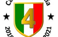 Tiro a Segno Candela Campione d'Italia 2021. Quarto successo consecutivo