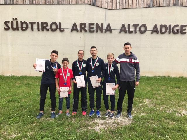 Finali Campionati Italiani di Target Sprint 2017 Candela domina