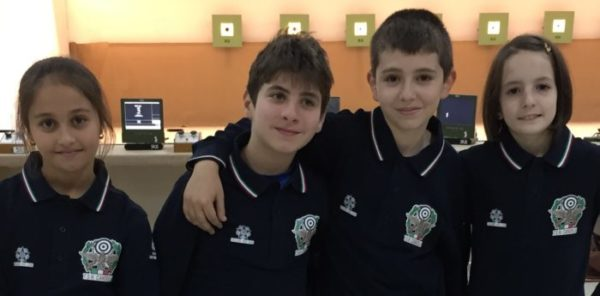 Finali Nazionali Campionato Giovanissimi 2017. Il Team Candela ancora alla grande