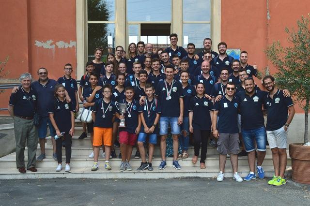 Pronti i festeggiamenti per la conquista del titolo di Campioni d'Italia 2018