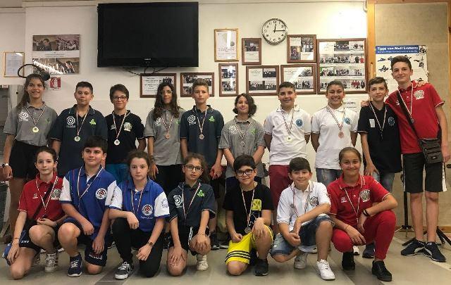 Trofeo CONI 2019. Protagonisti sempre e solo i giovani
