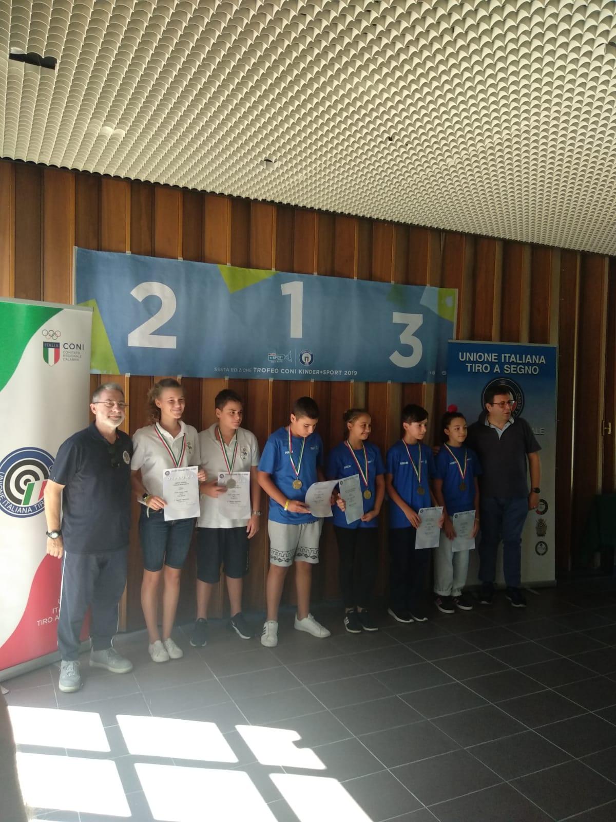 Trofeo CONI 2019. Candela da il proprio contributo alla Regione Puglia