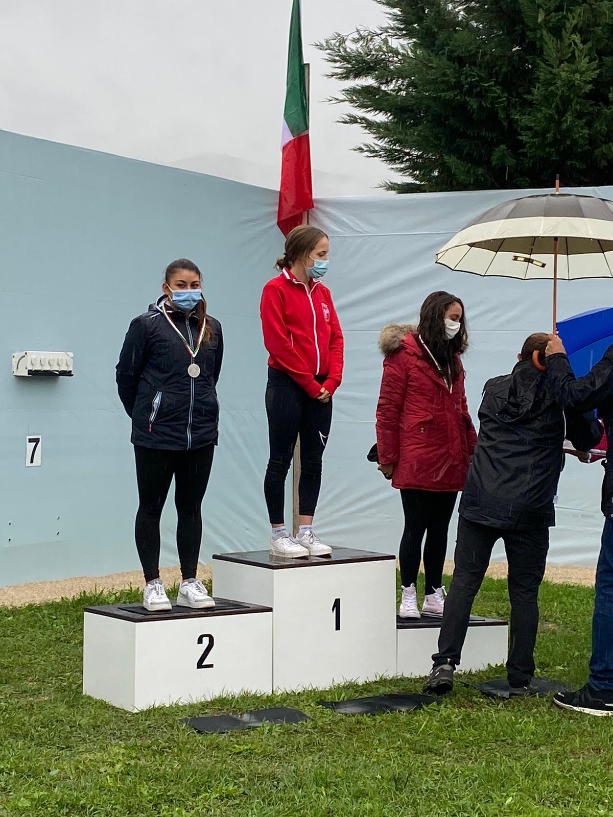 A l'Aquila le finali dei Campionati Italiani di Target Sprint.