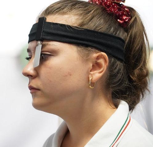 Finale Campionati Italiani di Tiro a Segno. Lavista Lucia Nancy è Campione d'Italia nella Pistola Automatica JD