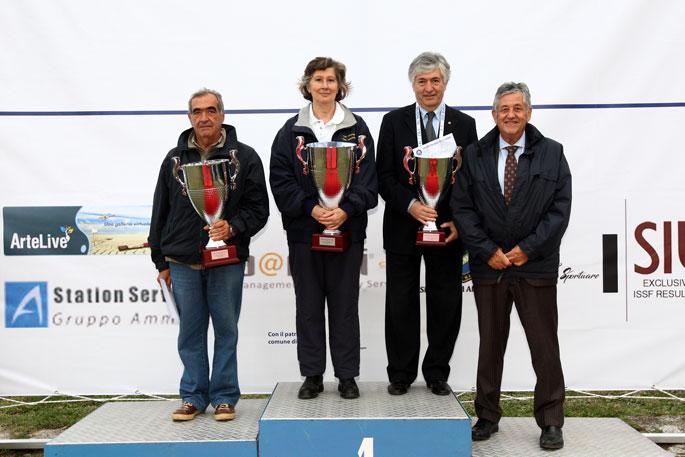 Premiazione-CIS-(Campionato-Italiano-delle-Sezioni)-2015 Candela-Sezione-3^-Classificata-rid