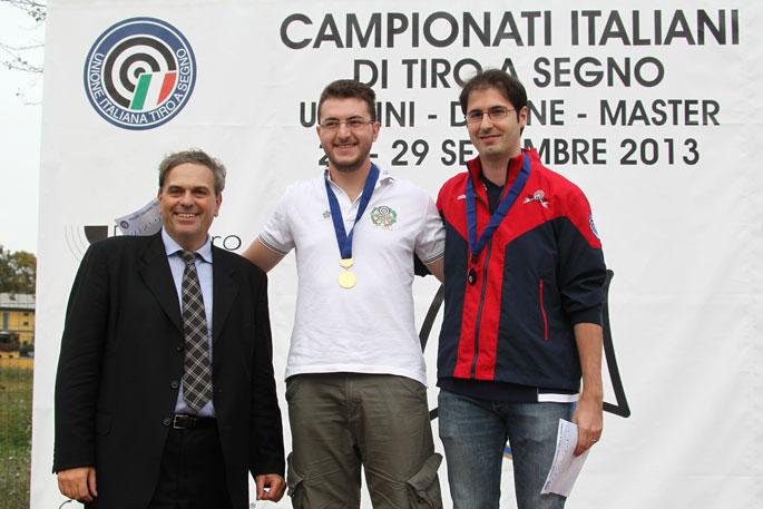 Campionati-Italiani-Senior-Milano-2013.-Caputo-Ugo-1°-Class.-in-CL3P-U-Gr-A.-Per-la-1^-volta-un-atleta-Senior-di-Candela-a-podio-nella-specialità-rid