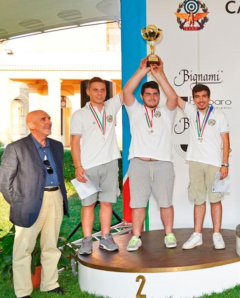 Campionati-Italiani-Giovani-Roma-2014.-La-squadra-di-P10-JU-2^-Class.-Lapenda-F---Di-Stefano-A---Saacino-G-rid