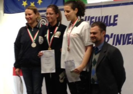 Francesca Podio Campione categoria