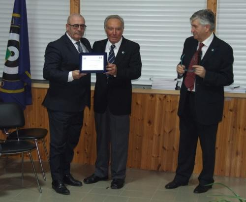 Angelo Giliberto - Presidente Comitato Regionale