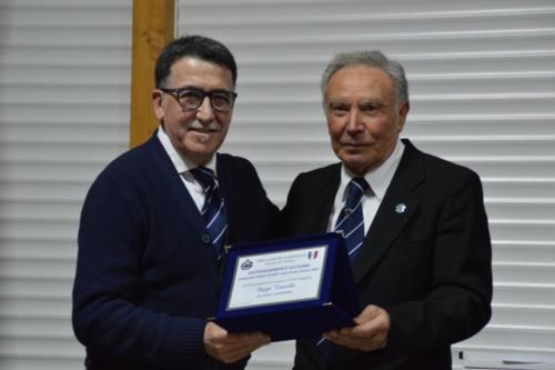 Beppe Tansella - Presidente Comitato UITS Puglia