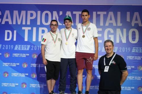 7 Desibio- Castellano podio AL3PJU