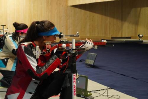Ilaria in finale CS3P