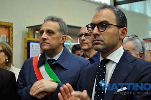 L'Ass. Piemontese ed il Sindaco Gatta