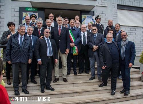Malagò, altri testimoniale, dirigenti ed autorità