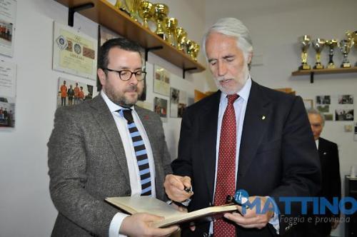 firma del registro autorità