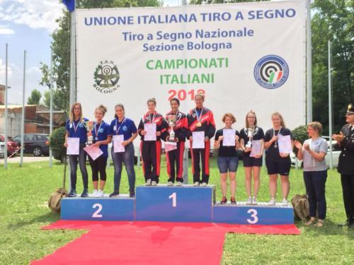 podioC10D 2^ class Macali Capocasale Sansone